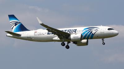 SU-GFM - Airbus A320-251N - EgyptAir