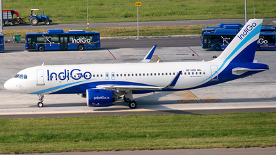 VT-IVH - Airbus A320-271N - IndiGo Airlines