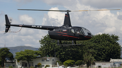 PP-JLN - Robinson R66 Turbine - Private