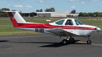 VH-UMX - Beechcraft 77 Skipper - Private