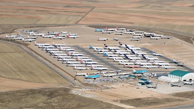 LETL - Airport - Airport Overview