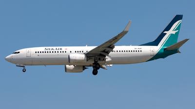 A picture of 9VMGM - Boeing 7378SA - SilkAir - © Sebastian Sowa