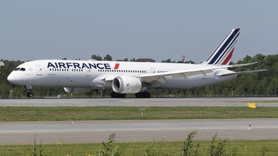 F-HRBB - Boeing 787-9 Dreamliner - Air France