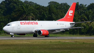 XA-AJA - Boeing 737-3Y0(SF) - Estafeta Carga Aérea