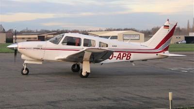 OO-APB - Piper PA-28R-201T Turbo Arrow III - Private