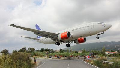LN-TUA - Boeing 737-705 - Scandinavian Airlines (SAS)