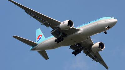 HL8044 - Boeing 777-FEZ - Korean Air Cargo
