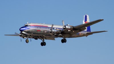 OE-LDM - Douglas DC-6B - The Flying Bulls