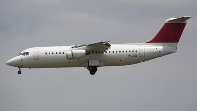 T7-IXS - British Aerospace Avro RJ100 - Atlantic Star Airlines