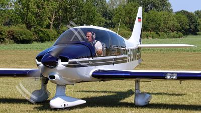 G-ELWM - Robin DR400/180 Régent - Private
