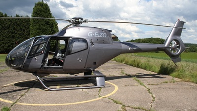 A picture of GEIZO - Airbus Helicopters H120 Colibri - [1120] - © Ian Johnson