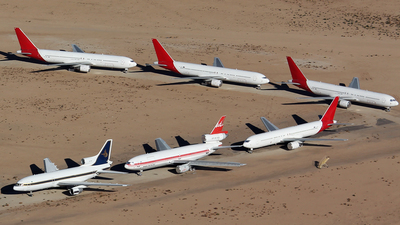 HZ-AB1 - Lockheed L-1011-500 Tristar - Al Anwa Aviation