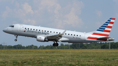 A picture of N115HQ - Embraer E175LR - American Airlines - © DJ Reed - OPShots Photo Team