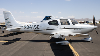 N941SE - Cirrus SR22 G3 Turbo GTS - Private