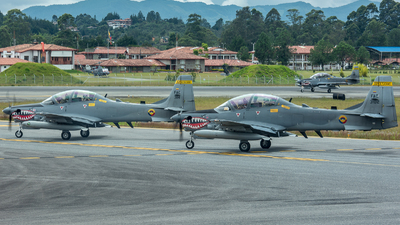 FAC3102 - Embraer A-29B Super Tucano - Colombia - Air Force
