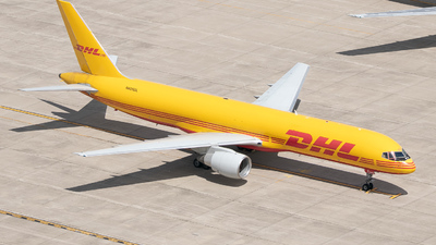 N605DL - Boeing 757-232(SF) - DHL (Air Transport International)