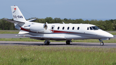 TC-DAK - Cessna 560XL Citation XLS Plus - TAHE Aviation