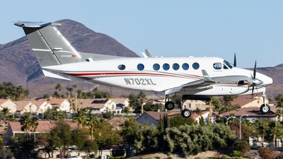 N702XL - Beechcraft B200GT Super King Air - Private
