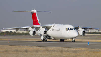 T7-IYY - British Aerospace Avro RJ100 - Untitled