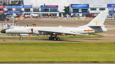 10092 - Xian H-6K - China - Air Force
