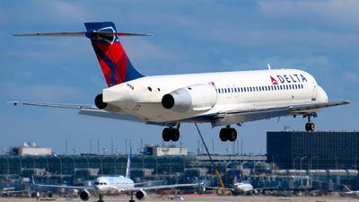A picture of N952AT - Boeing 7172BD - Delta Air Lines - © Davis Dore