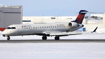 N355CA - Bombardier CRJ-701ER - Delta Connection (GoJet Airlines)