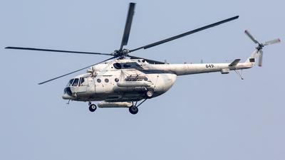 649 - Mil Mi-171Sh Baikal - Bangladesh - Air Force