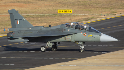 KHT2009 - Hindustan Aeronautics LCA Tejas Mk.I - India - Air Force