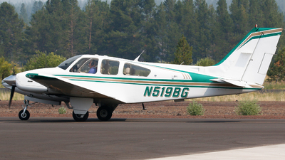 N519BG - Beechcraft 95-B55 Baron - Private