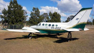 A picture of VHEQZ - Cessna 421C - [421C285] - © Gavan Louis