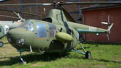 4003 - Mil Mi-1 Hare - Czechoslovakia - Air Force