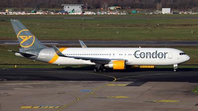 A picture of DABUZ - Boeing 767330(ER) - Condor - © Darius Swoboda