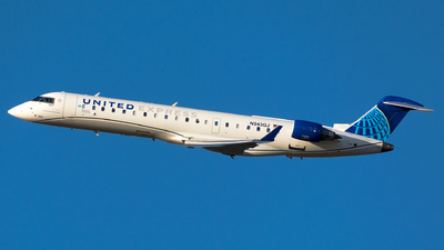 N543GJ - Bombardier CRJ-550 - United Express (GoJet Airlines)
