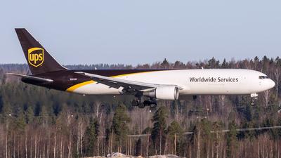 A picture of N391UP - Boeing 767304(ER)(BDSF) - UPS - © Mikko Heiskanen