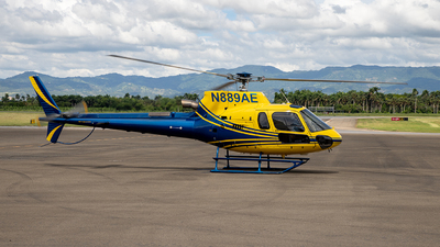 A picture of N889AE - Airbus Helicopters H125 - [4959] - © Guillermo Saleta