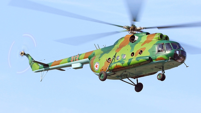 312 - Mil Mi-17 Hip - North Korea - Air Force