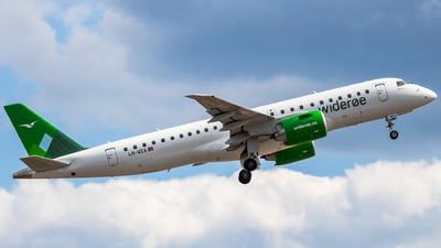 LN-WEA - Embraer 190-300STD - Widerøe