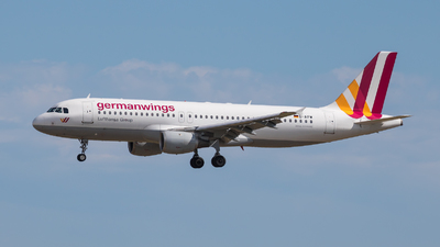 D-AIPW - Airbus A320-211 - Germanwings