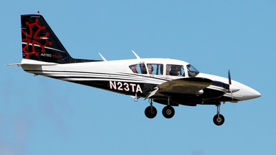 A picture of N23TA - Piper PA23250 Aztec - [277854114] - © Angel Natal