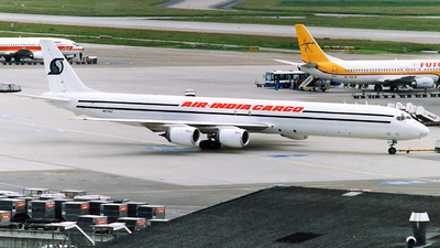 N874SJ - Douglas DC-8-73(F) - Air India Cargo (Southern Air Transport)