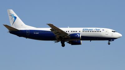 YR-BAR - Boeing 737-4Q8 - Blue Air