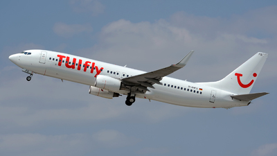 D-AHFS - Boeing 737-8K5 - TUIfly