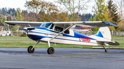 C-GDRG - Cessna 170B - Private