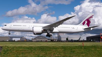N2006F - Boeing 787-9 Dreamliner - Boeing Company