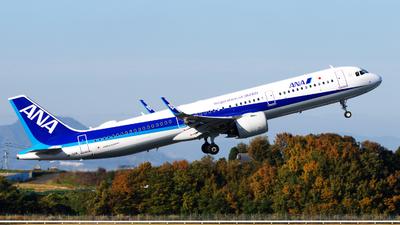 JA132A - Airbus A321-272N - All Nippon Airways (ANA)
