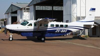 ZS-BAS - Cessna 208B Grand Caravan EX - Private