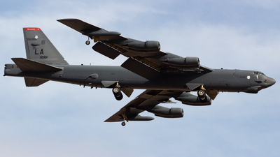 60-0001 - Boeing B-52H Stratofortress - United States - US Air Force (USAF)