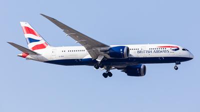 A picture of GZBJI - Boeing 7878 Dreamliner - British Airways - © Mehdi Nazarinia