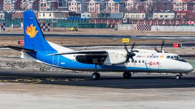 B-3725 - Xian MA-60 - Joy Air