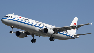 B-6665 - Airbus A321-213 - Air China